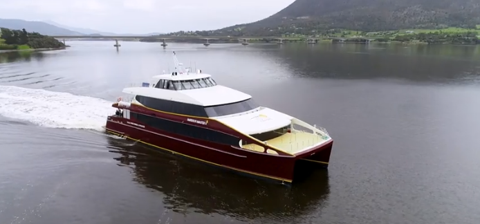 Harbour Master II Launched and Delivered